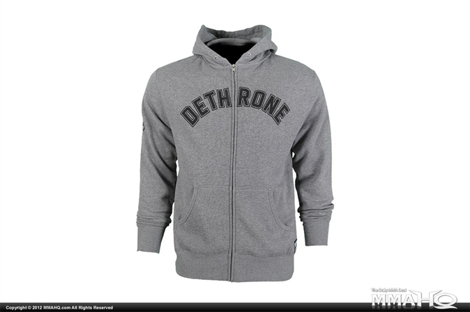 Dethrone Worldwide Hoodie